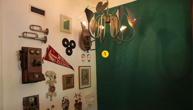 Id ias inspiradoras de decora o para restaurantes e bares - Objetos para decorar paredes ...