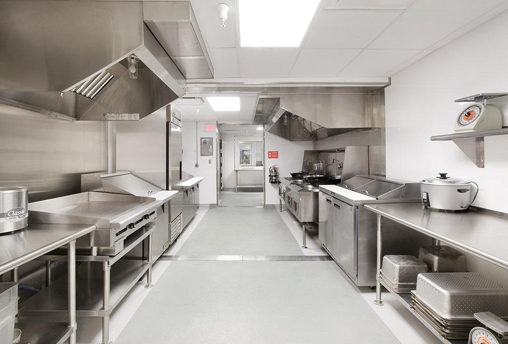 Cozinha industrial for Resto equipement