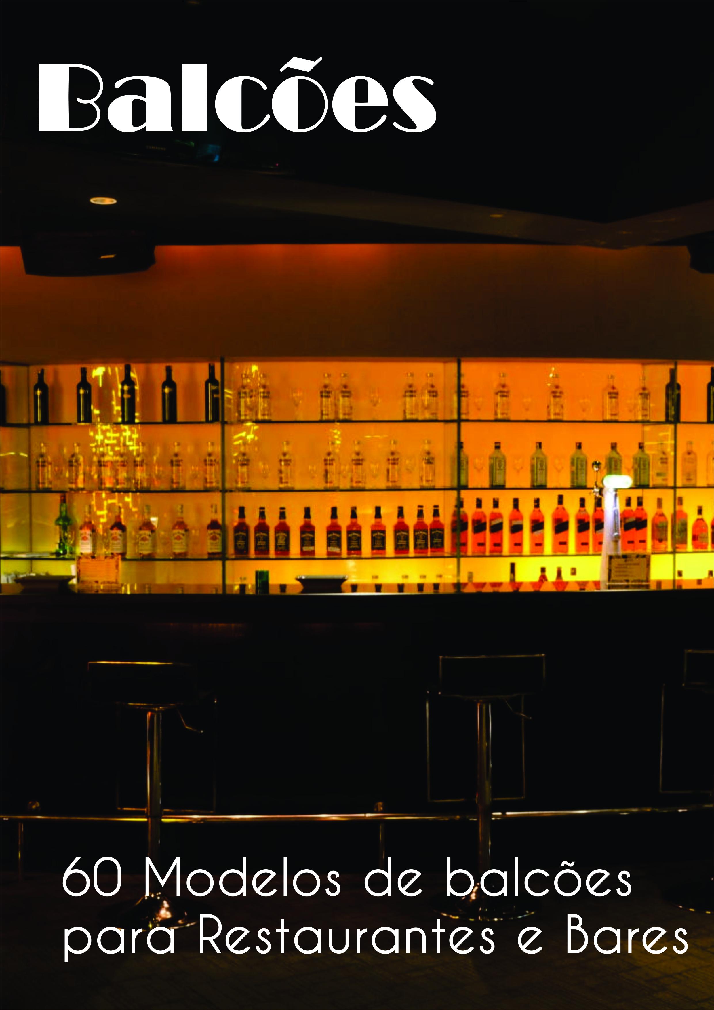 60 Modelos De Balc Es Para Bares E Restaurantes Gest O De Restaurantes