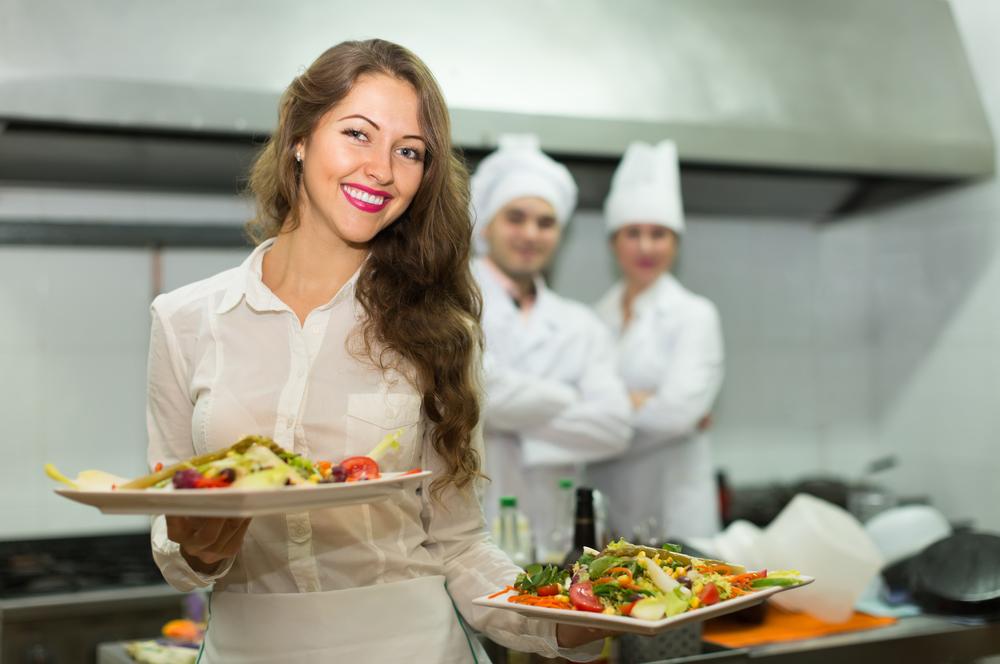 treinamento restaurantes