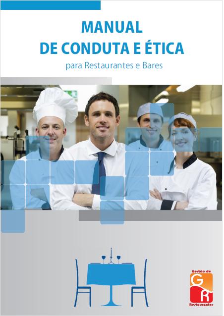 manual de conduta para restaurantes