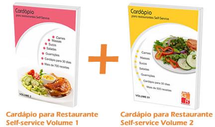 cardápio para restaurantes
