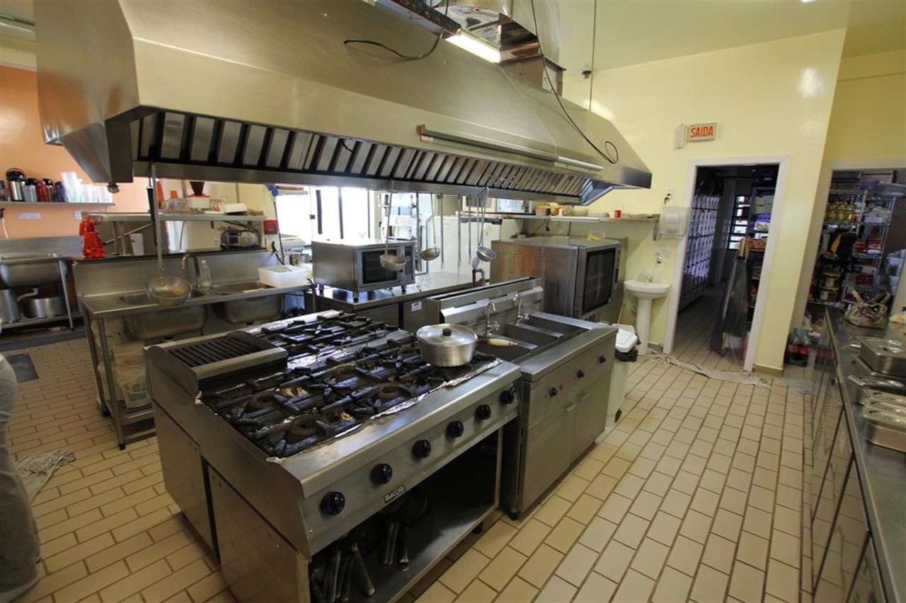 Pisos Para Cozinha Industrial De Restaurantes Gest O De Restaurantes
